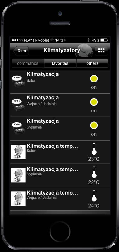 Inteligentne sterowanie klimatyzacją